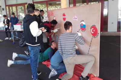 activities france - erasmus days SCSE