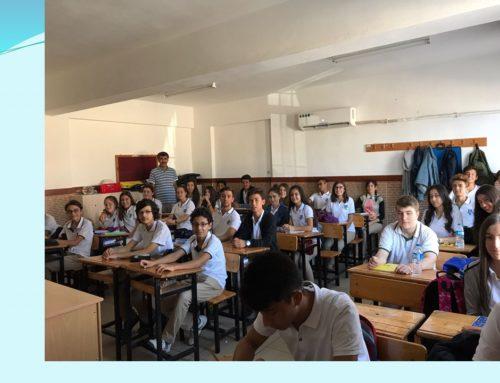 Syrian children education in Turkey