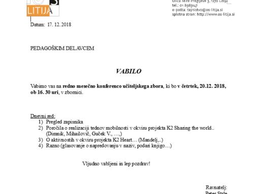 Slovenia – meeting presentation